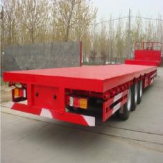 flatbed container semi-trailer for sale